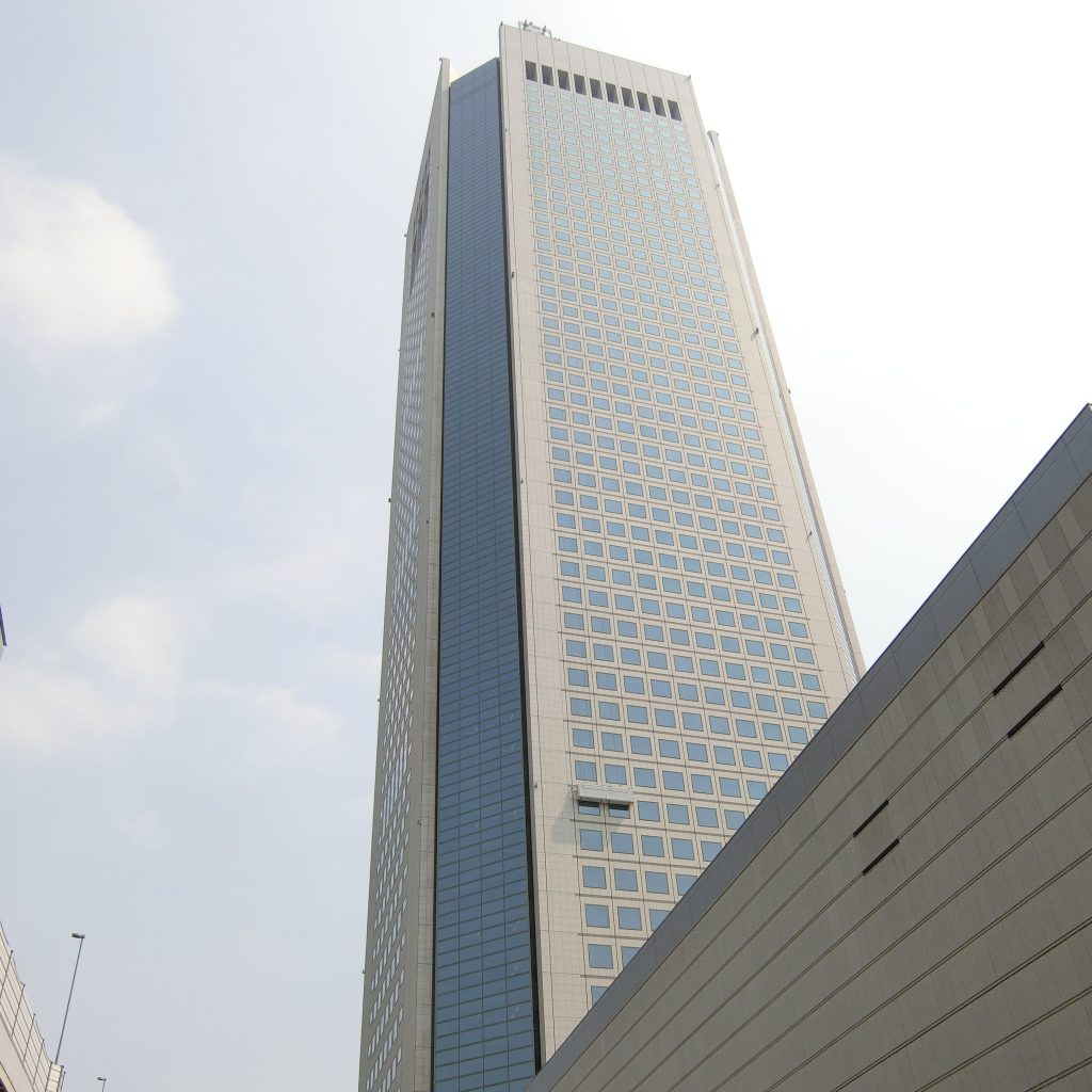 Opera city tower