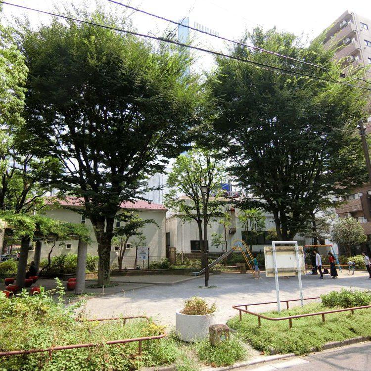 Tsunohazu-park