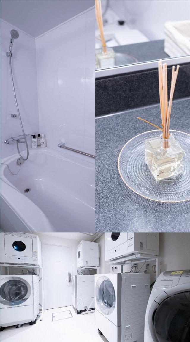 STUDIO INN NISHI SHINJUKU hotel room equipment